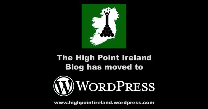 The High Point Ireland Blog has moved to WordPress